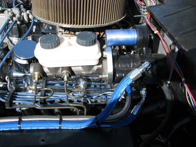 Hydroboost Conversion Early Bronco